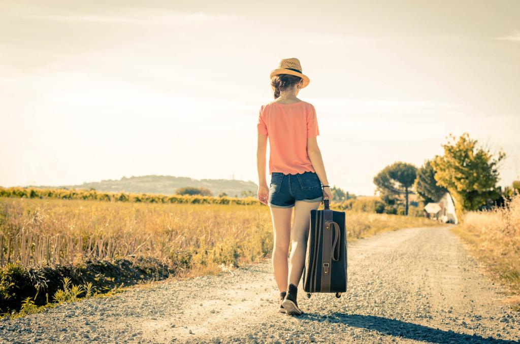 déménagement à l'étranger