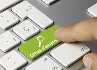 recherche emploi immobilier web