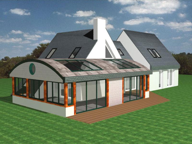 extension maison les astuces pour gagner de l 39 espace chez vous. Black Bedroom Furniture Sets. Home Design Ideas