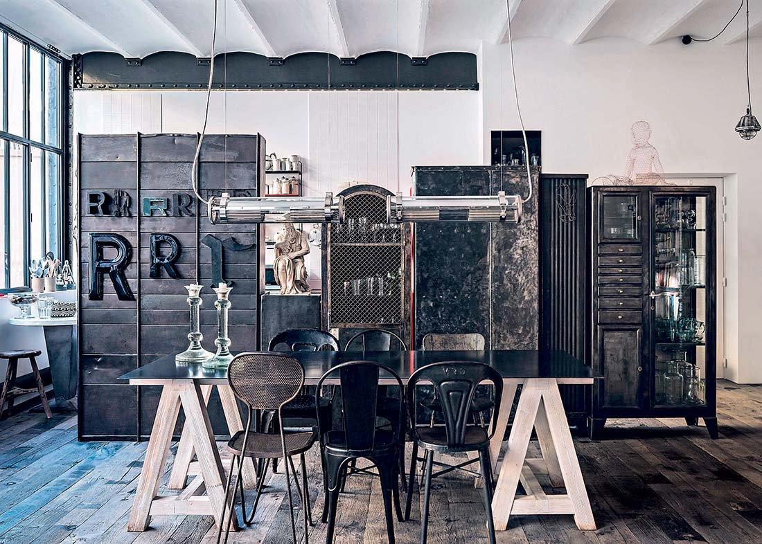5 Conseils De Décoration Pour Créer Le Style Industriel Chez Soi